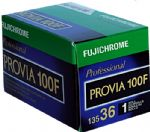 Fuji Provia 100F 100 iso 35mm 36 exposure Colour Slide Camera Film